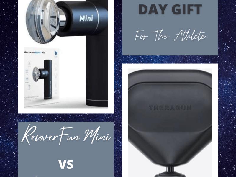 recoverfun mini vs theragun mini