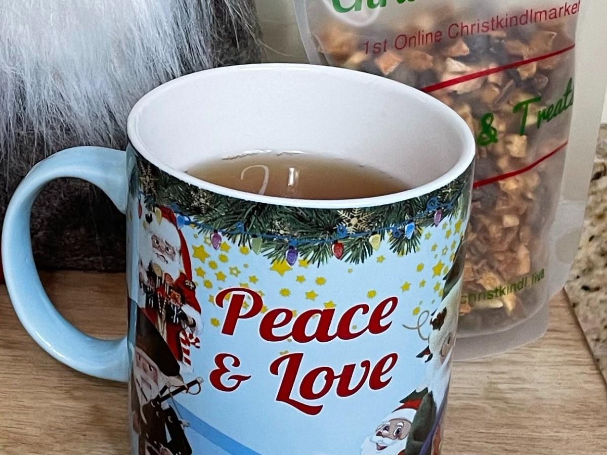apple spice mule tea