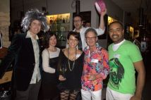 Internations 70's-80's party