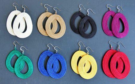 Loop Earrings All Colors