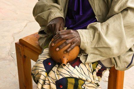 Petronille's Gourd Work