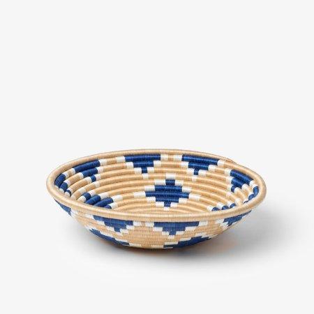 Akaneri Bowl Medium Indigo - Side