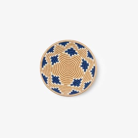 Akaneri Bowl Small Indigo - Overhead