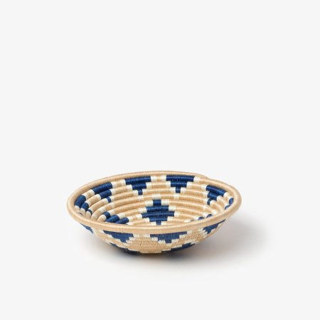 Akaneri Bowl Small Indigo - Side