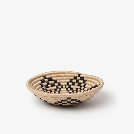 Bariku Bowl Small Black - Side