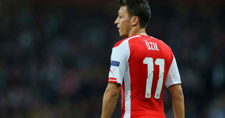 The curious case of Mesut Ozil