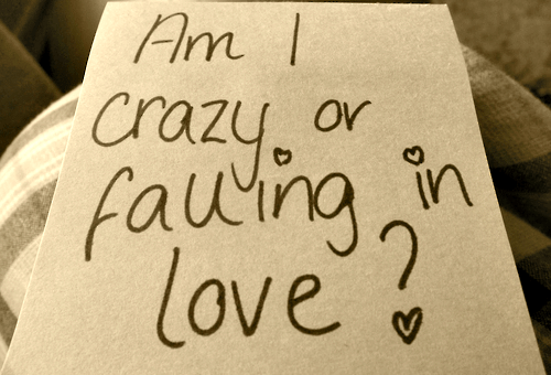 How to know if you're falling in love