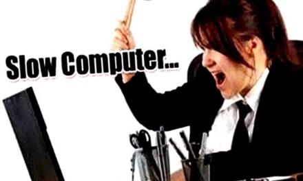 Jadikan Komputer Laju Hanya dengan Notepad!