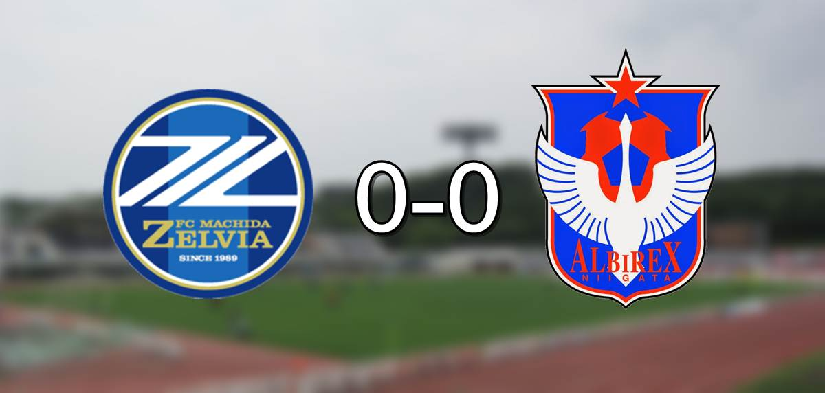 Machida 0-0 Albirex