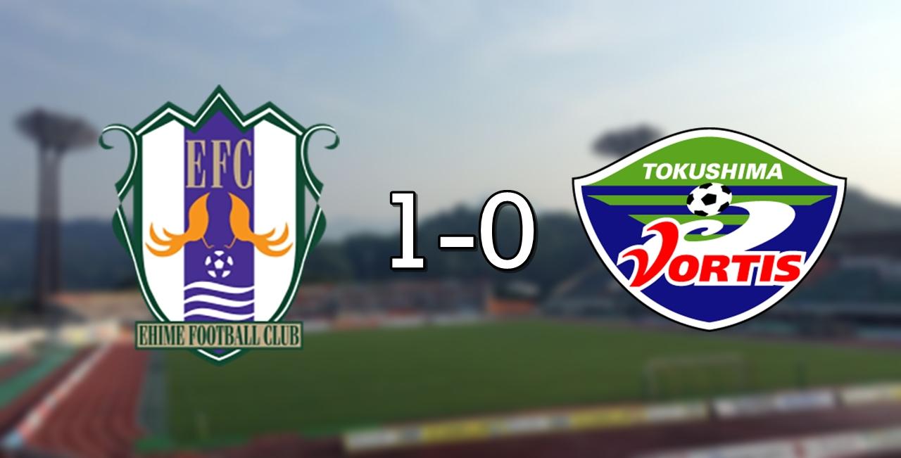 Ehime 1-0 Tokushima