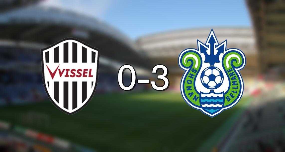 Kobe 0-3 Shonan