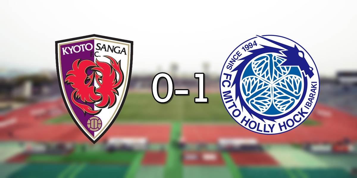 Kyoto 0-1 Mito