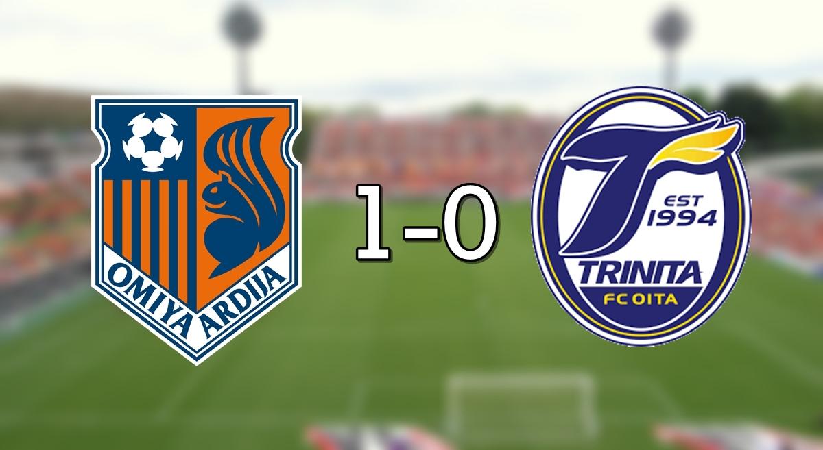 Omiya 1-0 Oita