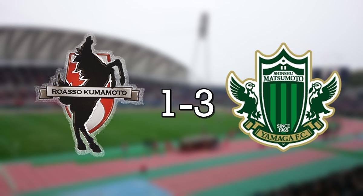 Roasso 1-3 Matsumoto
