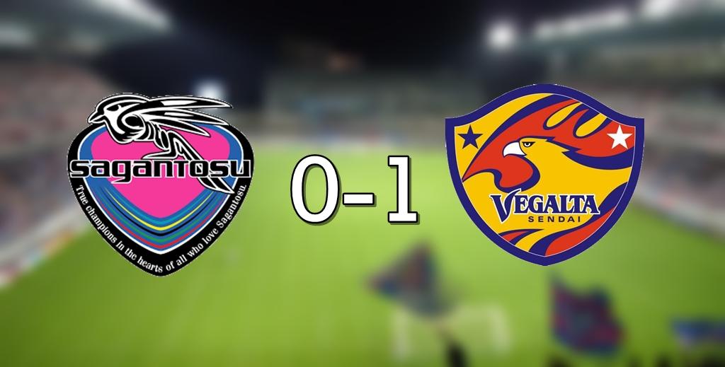 Sagan 0-1 Vegalta