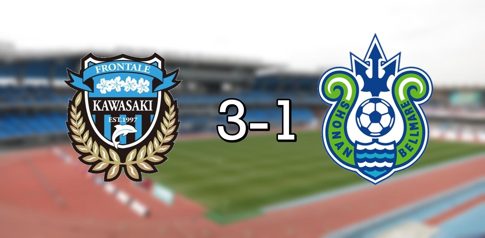 Frontale 3-1 Shonan