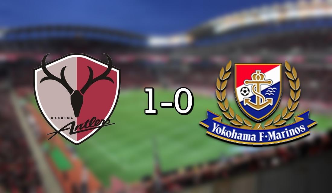 Kashima 1-0 Marinos
