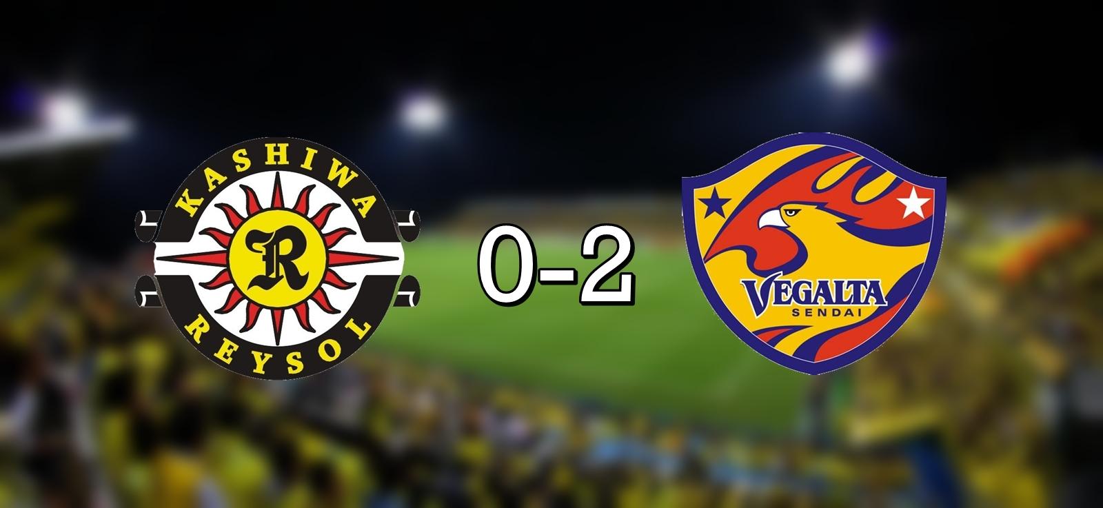 Kashiwa 0-2 Vegalta