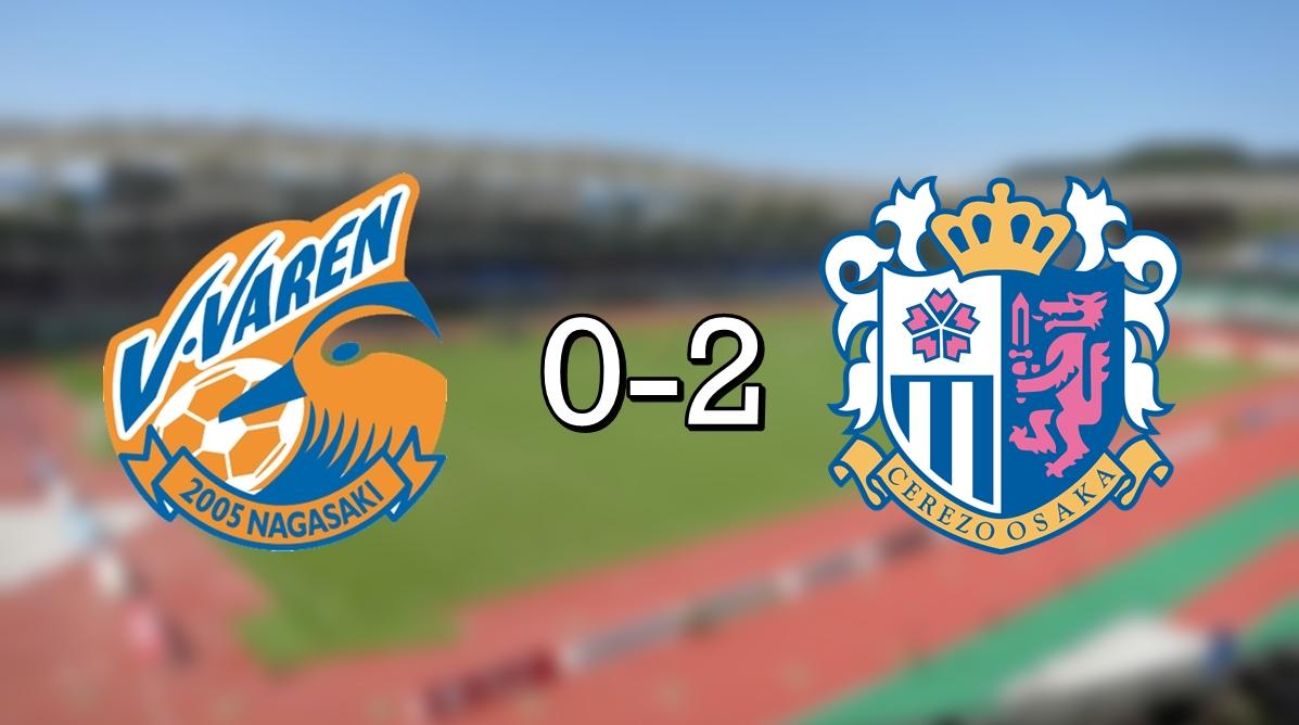 Nagasaki 0-2 Cerezo