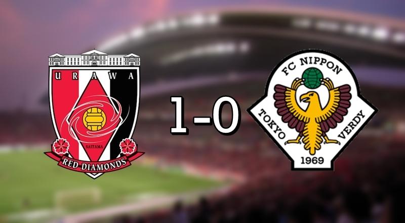 Urawa 1-0 Verdy