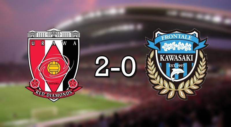 Urawa 2-0 Kawasaki