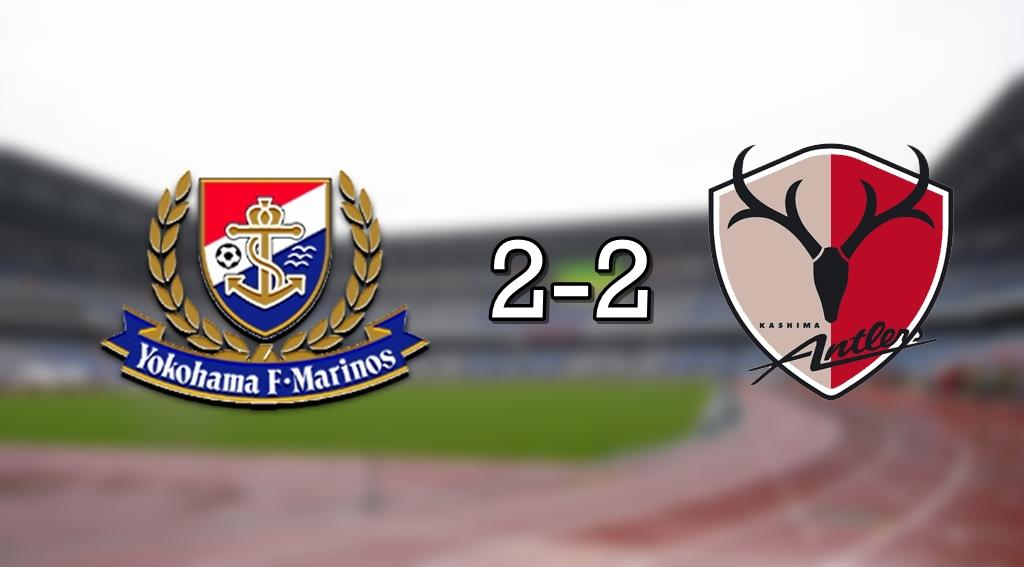 Marinos 2-2 Antlers
