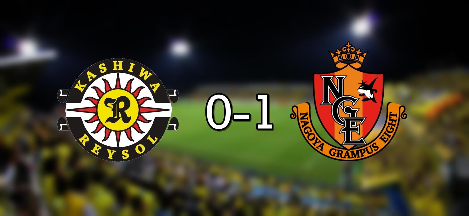 Reysol 0-1 Nagoya