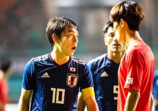 Miyoshi w finale Igrzysk Azjatyckich przeciw Korei Południowe