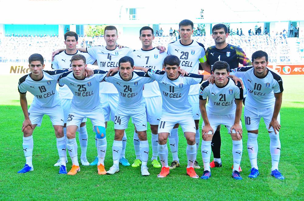 Altyn Asyr Hanoi FC Kopetdag-21