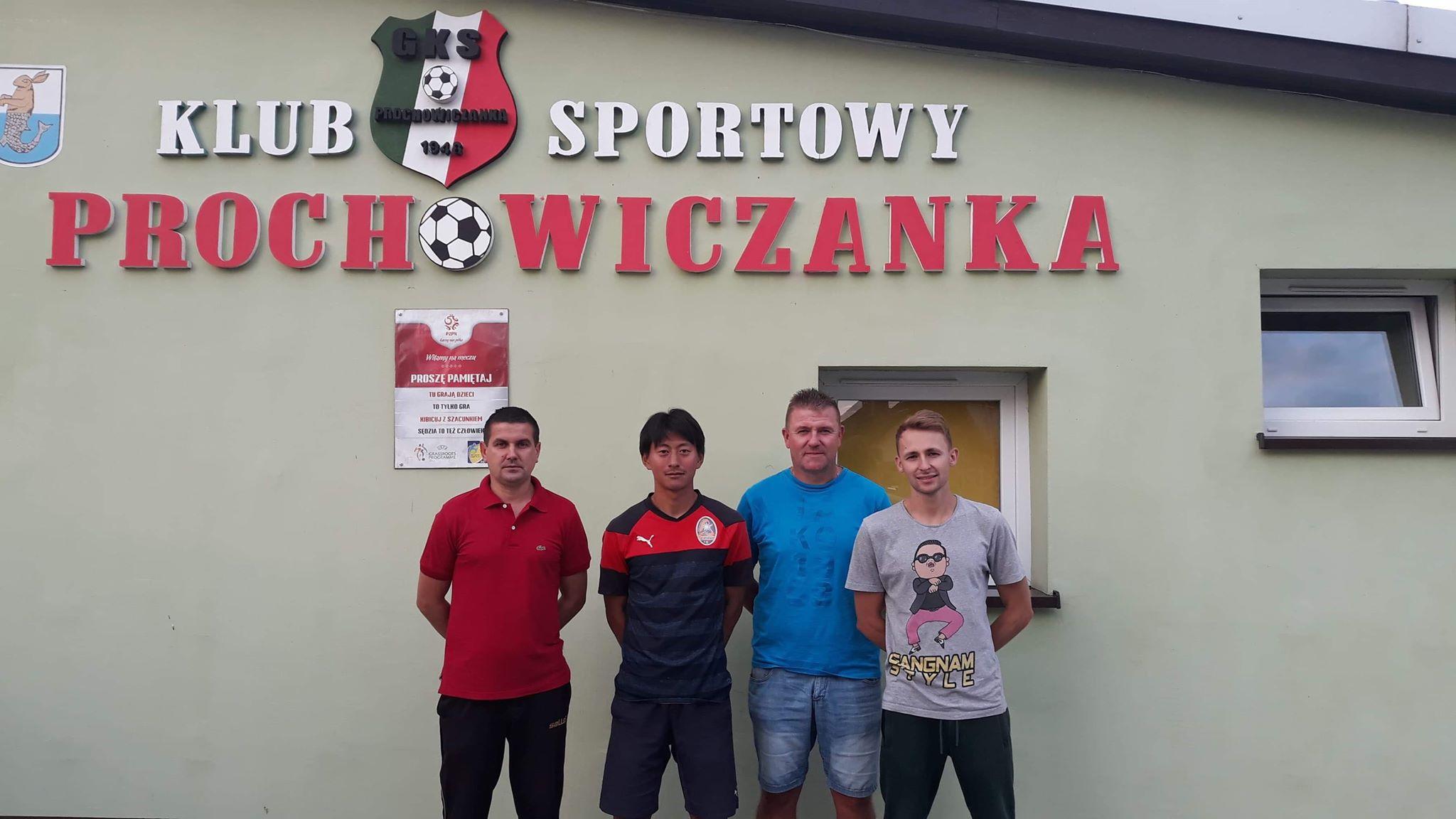 Shoma 16 - Polska