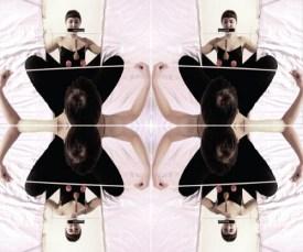 Action with mirror / Joanna John