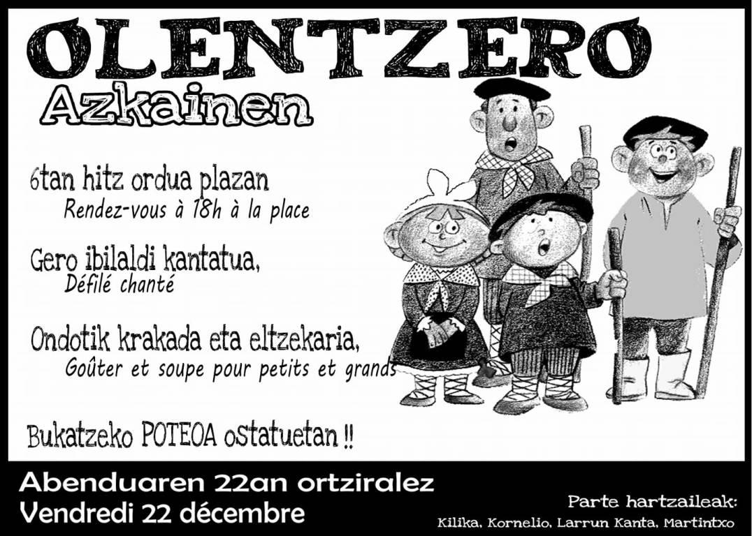 Olentzero 2017