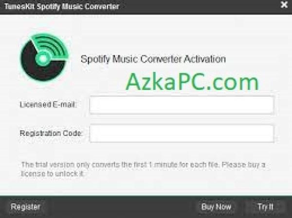 Tuneskit Spotify Converter 2.2.0.710 Crack + Keygen Latest Version [2021]