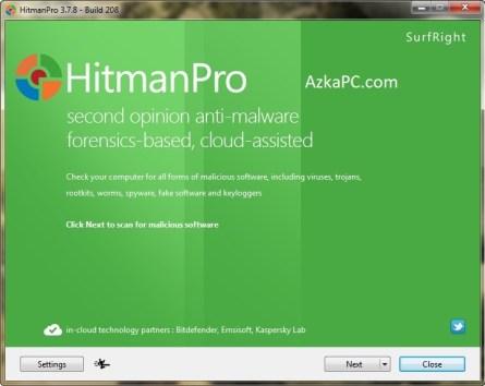 HitmanPro Crack 3.8.20 + Product Key Latest Version [2021]