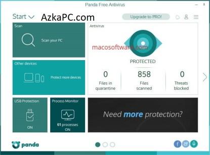 Panda Antivirus Pro Crack 20.01.00 + Key [Latest Release]