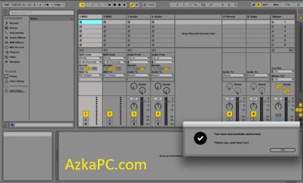 Ableton Live Suite Crack 11.0.2 + Torrent [Latest Release]