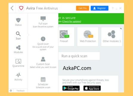 Avira Antivirus Pro Crack 2021 + Serial Key Latest Version [2021]