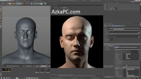 Maxon CINEMA 4D Studio Crack 24.037 + Keygen Free Download [2021]