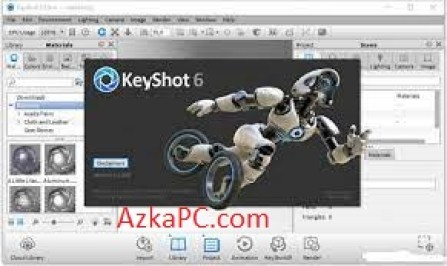 Luxion KeyShot Pro Crack 10.1.80 + Full Serial Code Free License File 2021