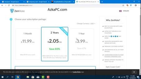 Zenmate VPN Crack 7.6.0.0 [Keygen] Full Download 2021
