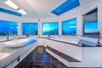 Feast your eyes on this modern masterpiece from the hillside of Squaw Peak 3