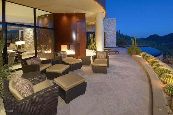 Sales of Luxury Real Estate in Scottsdale-Phoenix-Paradise Valley-Tucson markets for March 2016 topped out at $4.1 million 2