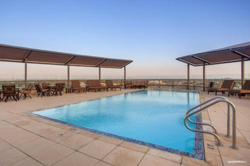 Scottsdale Waterfront residences most Exquisite Penthouse (PH07) 12