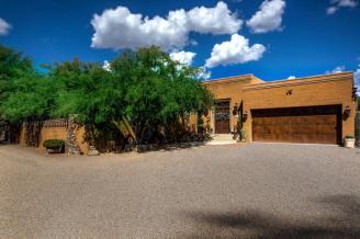 Casa De La Paz Tubac Arizona 14