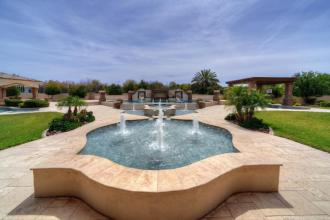 This resort-style Mesa mansion is the perfect summer pad! 18