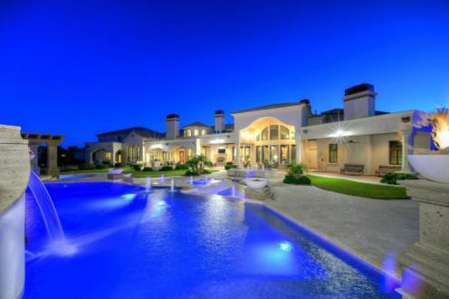 This resort-style Mesa mansion is the perfect summer pad! 6