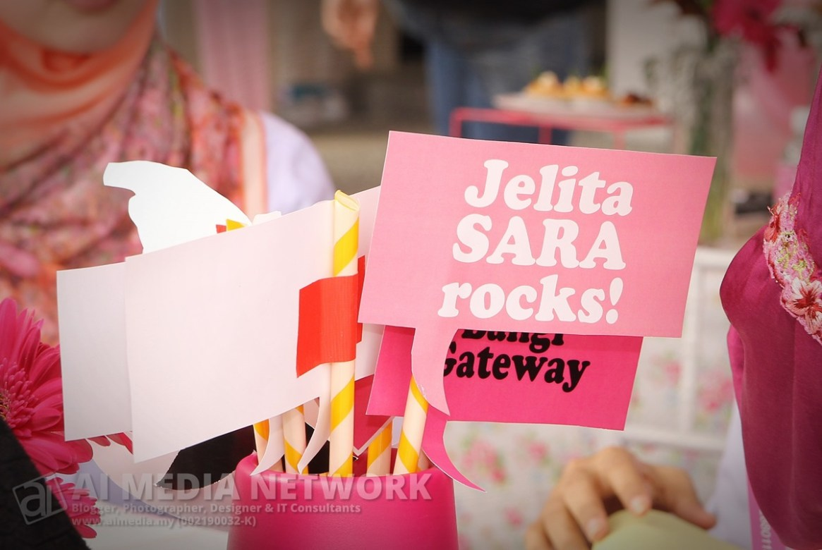 JelitaSARA is ROCK!