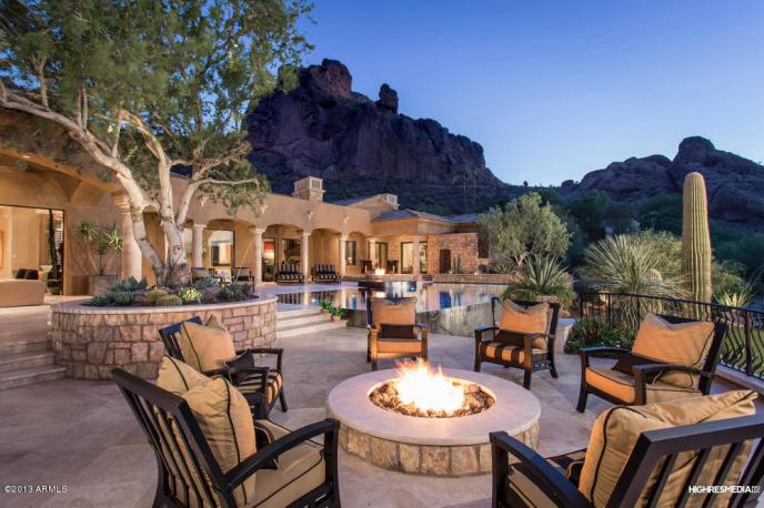 Luxury Views of Camelback Mountain