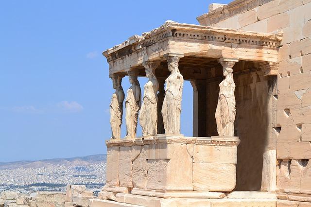 Акропола в Атина