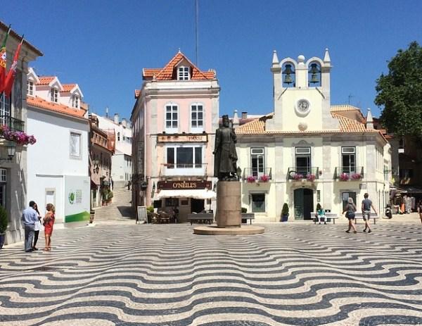 Кашкаиш Португалия